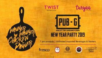 PUB-G New Year party 2019