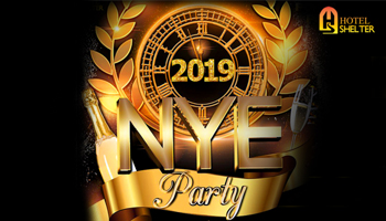 Bass Revolutions New Year Party