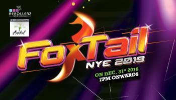 FOXTAIL NYE 2019