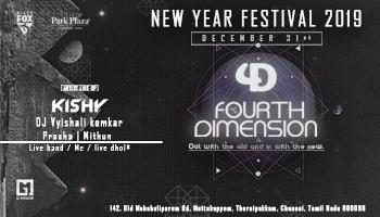 Fourth Dimension - New Year Festival 2019