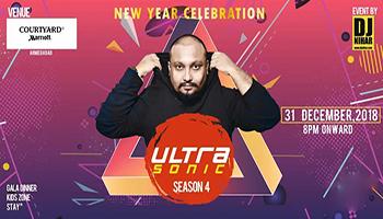 ULTRASONIC 2018 by DJ Nihar_NEW YEAR 2019