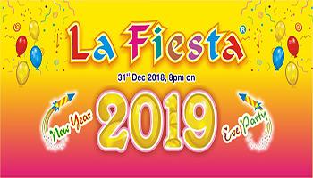 La Fiesta New Year Eve Party