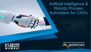 Artificial Intelligence and Robotic Process Automation Masterclass 2019