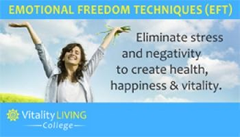 EFT (EMOTIONAL FREEDOM TECHNIQUES) Training in Mumbai August 2019 with Dr Rangana Rupavi Choudhuri (PhD)