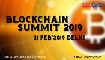 Blockchain Summit 2019 - Delhi