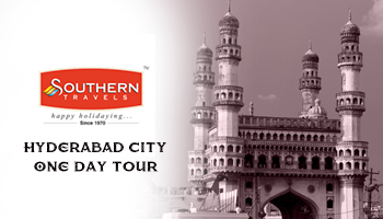 Hyderabad City One Day Tour by Southern Travels Pvt Ltd