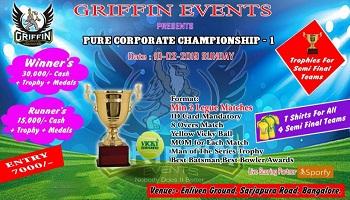 Pure Corporate Championship