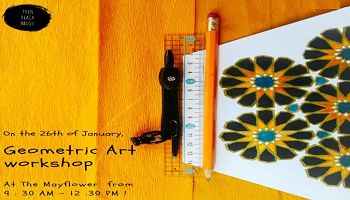 Geometric Art Workshop in Chennai