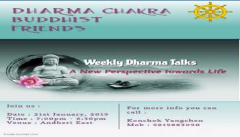 Weekly Dharma Talks