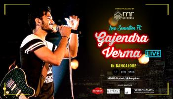 Love Sensation ft. Gajendra Verma - Bangalore