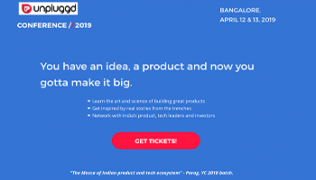 UnPluggd 2019 Summer Edition, The Largest Startup and Product Conference