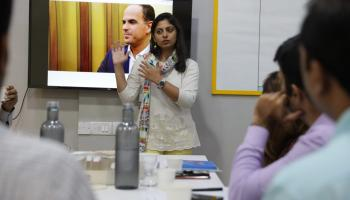 Body Language for Professionals with Khyati Bhatt, Simply Body Talk