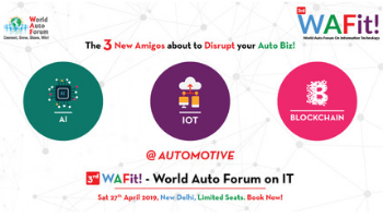 3rd WAFit - World Auto Forum on IT
