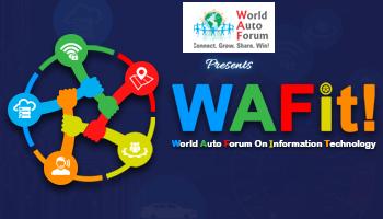 3rd WAFit - World Auto Forum on IT