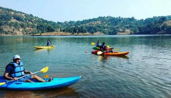 Igatpuri Secret Camping and Water Sports on 23rd 24th February 2019