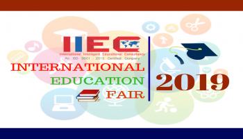 IIEC TIMEs  International Education Fair 2019  March 2 ,3 Hyatt Regency