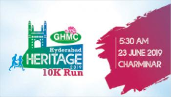2nd Heritage 10K Run 2019