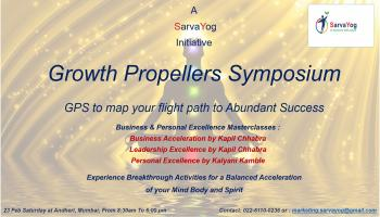 Growth Propellers Symposium