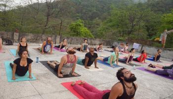 300 Hr Yoga Teacher Training Scholarship Program in Rishikesh, India