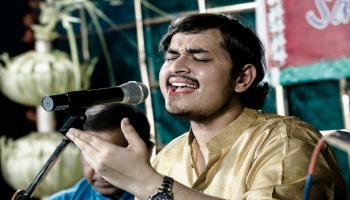 Gaanaamritam - by Sriram - 2nd Monthly Carnatic Classical Concert of Tumburu Music Academy