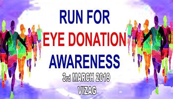 Run For Eye Donation Awareness - 2019