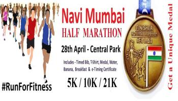 Navi Mumbai Half Marathon - RunforFitness