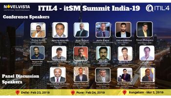 ITIL4 itSM Best Practice Sharing Summit In Delhi
