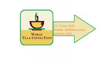 7th World Tea Coffee Expo Mumbai India 2019