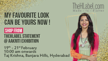 TheHLabel Statement @ Aakriti Exhibition