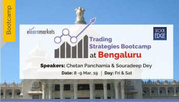 Trading Strategies Bootcamp By StockEdge at Bengaluru