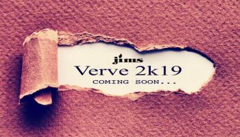 Verve 2k19