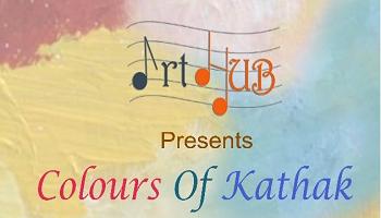 Colours of Kathak