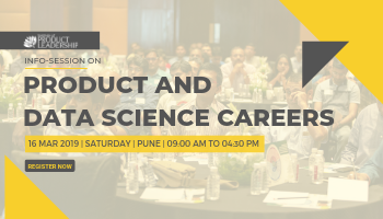 Info Session on Product and Data Science Careers