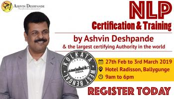 NLP Practitioner and Certification Program