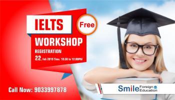 Exclusive IELTS Workshop
