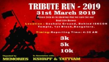 Tribute Run 2019
