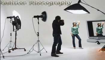Fashion photography summer course