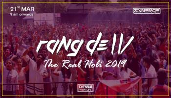 RANG DE 4 - THE REAL HOLI