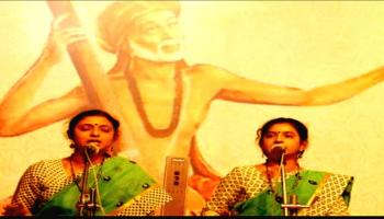 Gaatra Yugalam - a Classical Music Vocal Duet - by TK Sisters