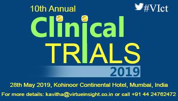 10th Annual Clinical Trials Summit 2019