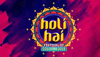 Holi HAI 2019