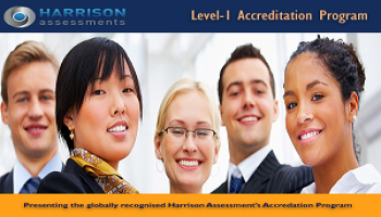 Harrison Assessment - Accreditation -Level I