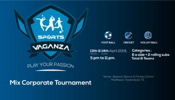 Mix Corporate Cricket Tournament