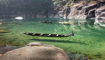 Meghalaya Backpacking Trip