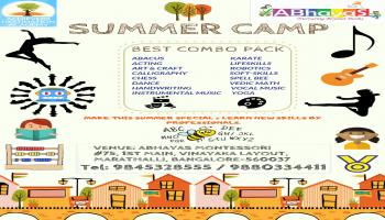 Best Summer Camp in Marathalli, Bangalore by Achievers Destination Academy