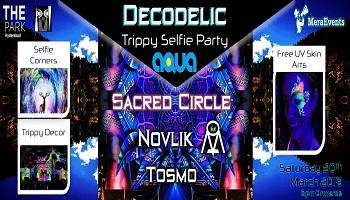 Decodelic Trippy Selfie Party