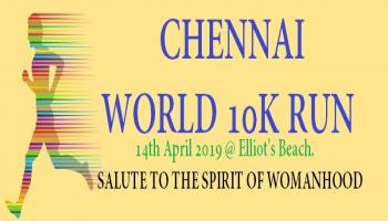 Chennai World 10K Run