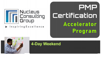 NCGs PMP Certification Accelerator Program in Bengaluru - April 19