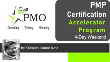 StarPMO PMP Certification Accelerator Program  Pune May 19