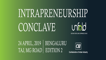 Intrapreneurship Conclave 2019- How Can Organizations Create Star Intrapreneurs?